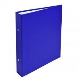 Archivador Exacompta A5 2 anillas 25mm azul