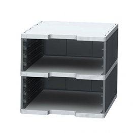 Archivador cajones Exacompta ModuloDoc Jumbo 6 huecos
