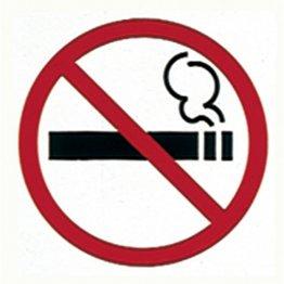 Etiquetas de señalización Apli Prohibido fumar