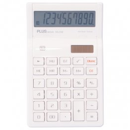 Calculadora Plus Office antibacteriana SS-230