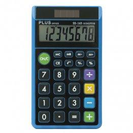 Calculadora Plus Office SS-165 Azul