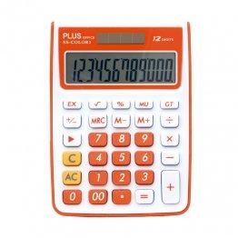 Calculadora Plus SS-Color 1 Naranja