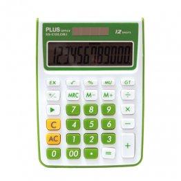 Calculadora Plus SS-Color 1 Verde