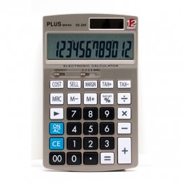Calculadora Plus Office SS-265