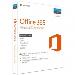 Microsoft Office 365 Personal Suscription