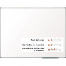 Pizarra Nobo magnética Classic acero lacado 1800x1200 mm
