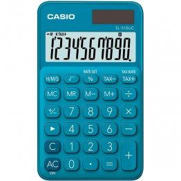 Calculadora Casio SL310UC azul