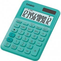 Calculadora Casio MS20UC verde