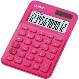 Calculadora Casio MS20UC rojo