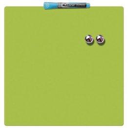 Pizarra Rexel magnética 360x360 verde