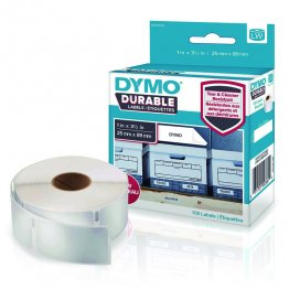 Etiqueta Dymo Labelwriter Durable 25x89mm 700 etiq blanco