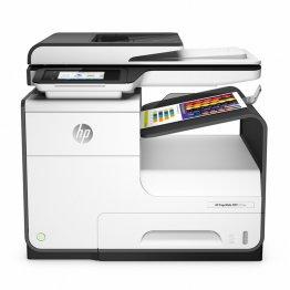 Impresora multifunción HP PageWide 377dw inkjet