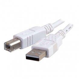 Cable impresora USB 2.0 2 Metros