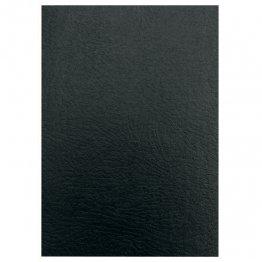 Cubiertas de encuadernación Ibiscolex A4. Color: Negro. 50 ud./Caja