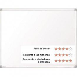 Pizarra Nobo Prestige magnética acero vitrificado 1800x900