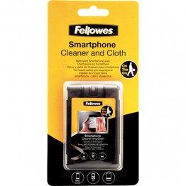 Kit limpiador Fellowes para smartphones