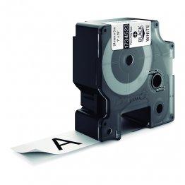 Cintas DYMO Rhino Pro 5000 / 5200 poliester 24mm blanco