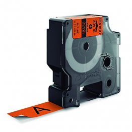 Cintas DYMO RhinoPro 5000 / 5200 19mmx5,5m. vinilo naranja