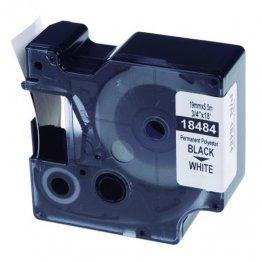 Cintas DYMO RhinoPro 5000 / 5200 19mmx5,5m. poliester blanco