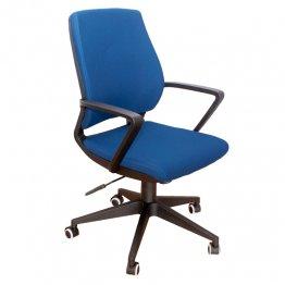 Silla Giro Confort azul