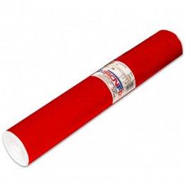 Papel autoadhesivo Aironfix Unicolor mate. Rollos de 45x20cm. Rojo