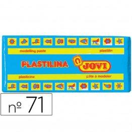 Plastilina Jovi 150gr. Azul claro