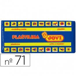 Plastilina Jovi 150gr. Azul oscuro