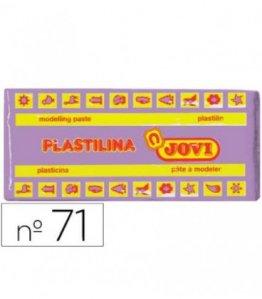 Plastilina Jovi 150gr. Lila