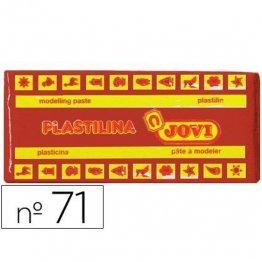 Plastilina Jovi 150gr. Marrón