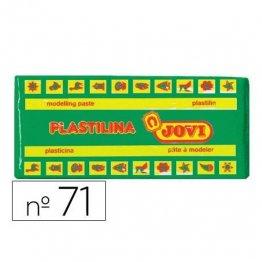 Plastilina Jovi 150gr. Verde claro