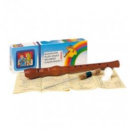 Flauta Hohner 9501 de madera