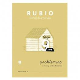 Cuadernos Rubio Problemas 9