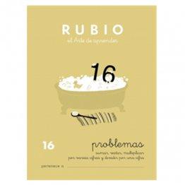 Cuadernos Rubio Problemas 16