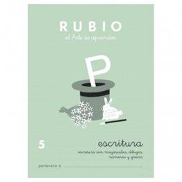 Cuadernos Rubio Caligrafía 5 Primaria