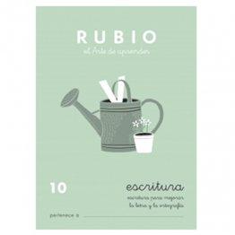 Cuadernos Rubio Caligrafía 10 Primaria