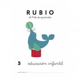 Cuadernos Rubio Infantil 5