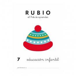 Cuadernos Rubio Infantil 7