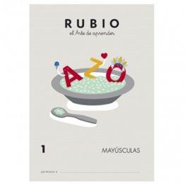 Cuadernos Rubio Mayúsculas