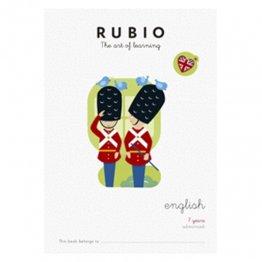 Cuadernos Rubio Inglés Advanced 7