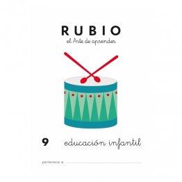 Cuadernos Rubio Infantil 9