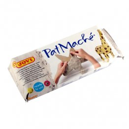 Pasta modelar Jovi papel maché 680 gr