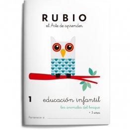 Cuadernos Rubio Infantil 1