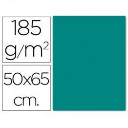 Cartulina Guarro Iris Verde Menta (pack 25h.) 50x65 cm
