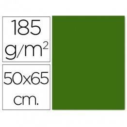 Cartulina Guarro Iris Verde Safari (pack 25h.) 50x65 cm