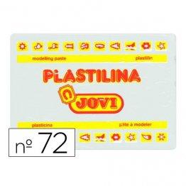 Plastilina Jovi 350gr blanca