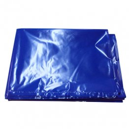 Bolsas para disfraces 25 unid azul
