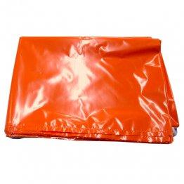 Bolsas para disfraces 25 unid naranja