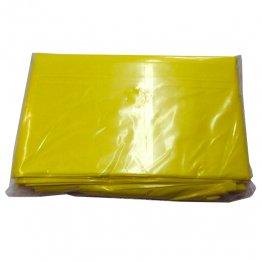 Bolsas para disfraces 25 unid amarillo