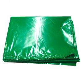 Bolsas para disfraces 25 unid verde